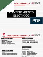 Programa de entrenamiento eléctrico