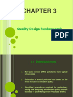 Quality Design Fundamental in MSMA