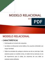Base de Datos Relacional 1