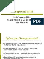 2006 l'Intrapreneur Vu Du Canada