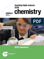 3867-Teaching GCSE Chemistry