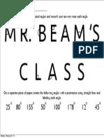measuring angles activity pdf