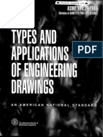 ASME Y14-24 99 Types y Aplications of Engineering Drawings