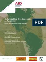 Peru 2012 Report