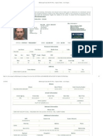 Ryan Malone Arrest Report