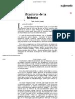 Pedro Salmerón - Falsificadores de la historia - La moda de desmitificar