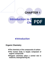 Chap 1-Intro to Org Chem
