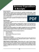 10) Sheaet 7 - Capital & Revenue Expenditure