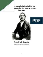 Engels, F - Sobre o papel do trabalho na  transformação do macaco em homem