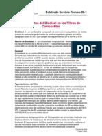 Filtros Biodiesel