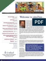 simNewsletter Spring 2005
