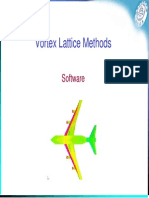 09-Vortex Lattice Methods(Software)