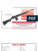 Springfield Armory M1A owners manual