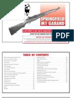 Springfield Armory M1 Garand owners manual