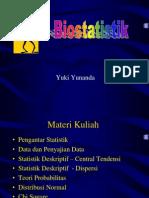 K1-2 Pengantar Biostatistika