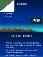 K12-13 Korelasi Dan Regresi