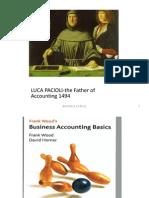 Financial Management & Accounting international tax principles