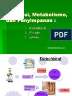 Absorpsi, Metabolisme, Dan Penyimpanan K,L,P Sdh Print