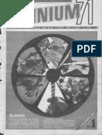Revista Tehnium nr.1 / 1971
