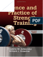 Science and Practice of Strenght Training Vladimir M. Zatsiorsky