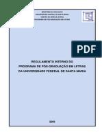 Regulamento Interno ppgl 2009.pdf