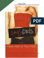 Livro Sexy Girls- Harley DiMarco (Evangelico)