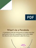 Hyperbola and Parabola Final
