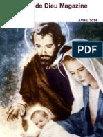 La Voix de Dieu Magazine Avril 2014