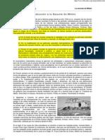 Introducci├│n a la escuela de Mileto - Fernandez Cepedal