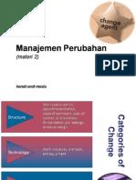 Manajemen Perubahan 2