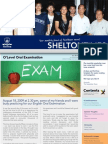 Your Monthly Feed of Sheltoner News!