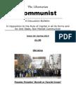 The Libertarian Communist No. 26 Spring 2014