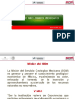 2 SGM Programas de Apoyo y Servicios Del SGM Al Sector Minero