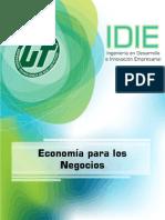 Economía para los Negocios