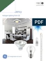 Halogen Lamps Brochure en Tcm181-12733