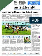 Miami Herald 1A, April 9, 2014.