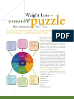 im weight loss puzzle