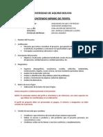 Perfil Avance 2013