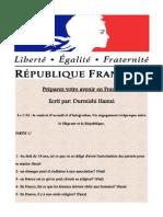 Préparez votre avenir en France TEST