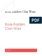 Rose Raiders Clan Wars