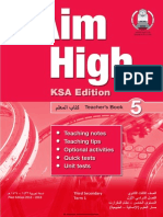 Aim High 5 Teacher Book