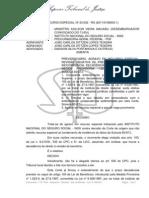 AGRAVO EM RECURSO ESPECIAL Nº 23.502