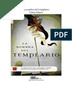 Masot - La Sombra Del Templraio.doc - Nm
