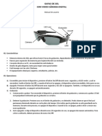Manual Gafas