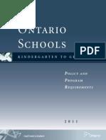 On Schools