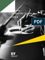 Calendar -Fiscal 2014