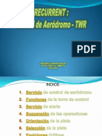 Recurrent de Aerodromo