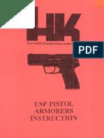 HK USP Armorers Manual