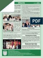 Obecné noviny Terchová - 2014 / 1