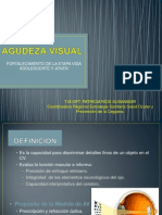 Agudeza Visual Salud Ocular
